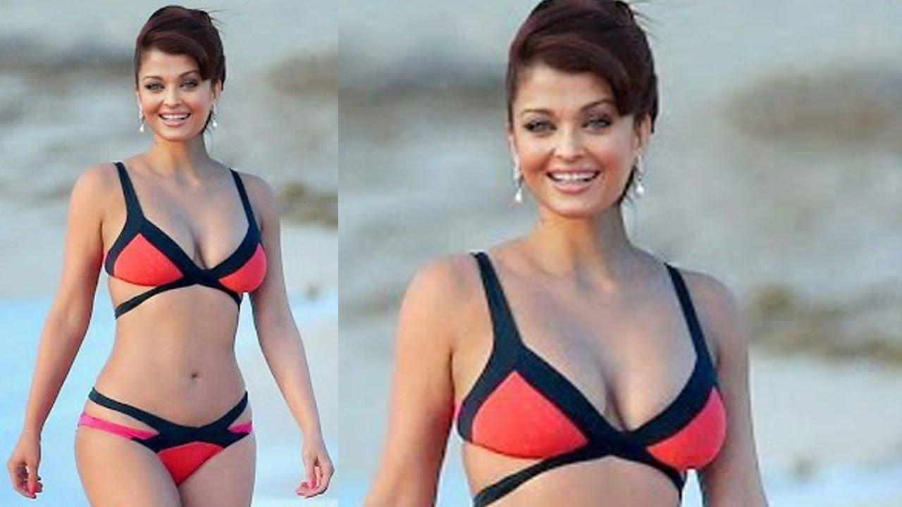 Aishwarya Rai hot bikini