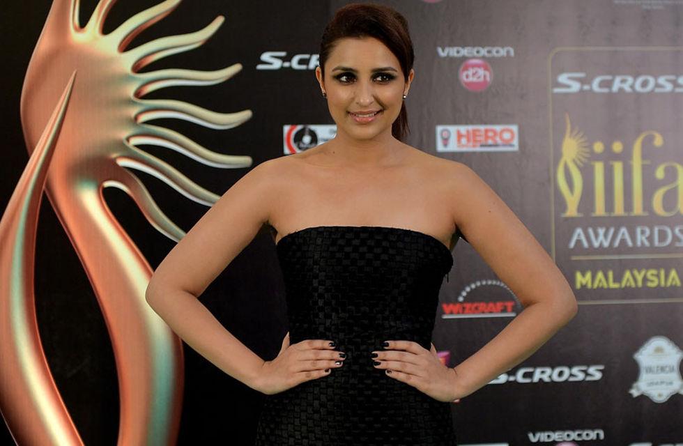 parineeti chopra awards
