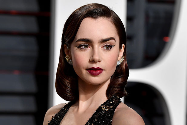 Biography of Lily Collins