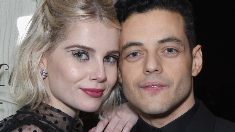 Lucy Boynton Affairs