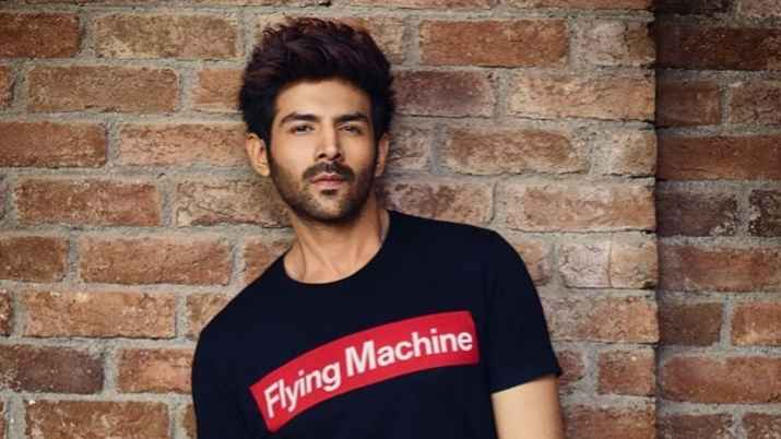 Actor Kartik Aaryan