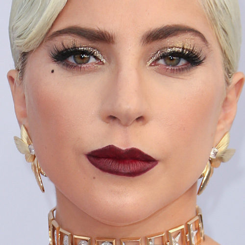 Lady Gaga Biography, Net Worth, Height, Weight, Age, Size, Films, Albums - Lady Gaga makeup face