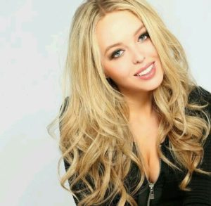 Tiffany Trump model
