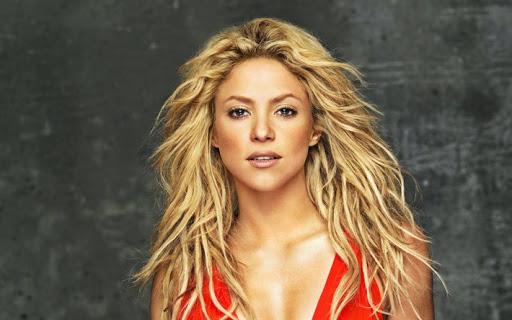 Dancer Shakira