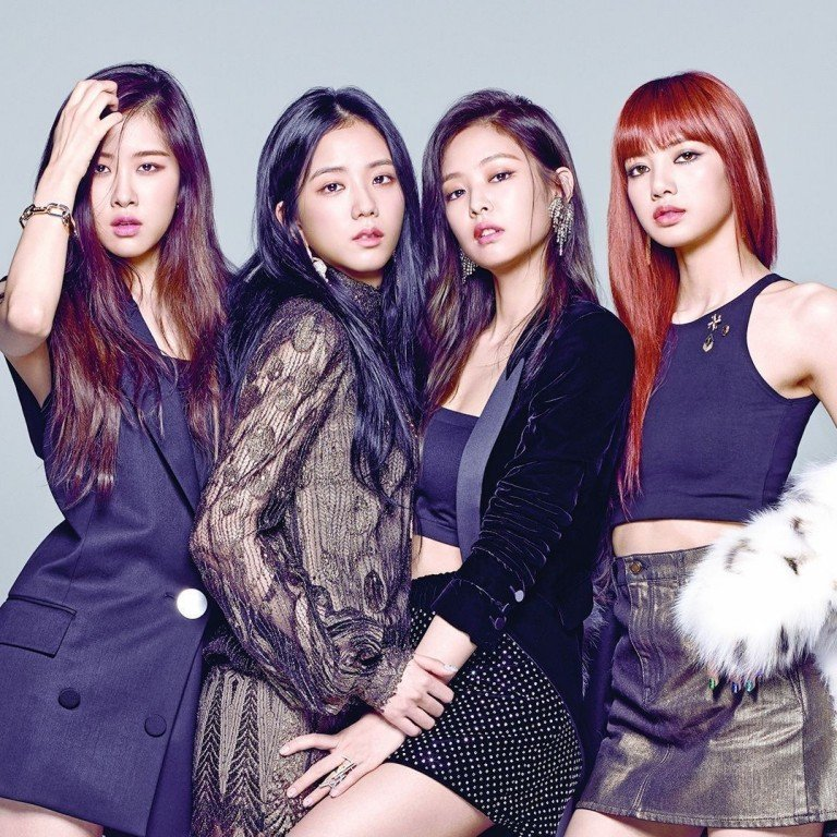 South Korean girl group Blackpink